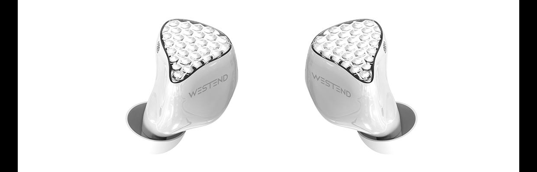 WestendXFi Nappikuulokkeet | Earbuds